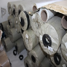廠家供應白色PVC膜布車棚膜布加工張拉膜布材料pvdf膜材圖片