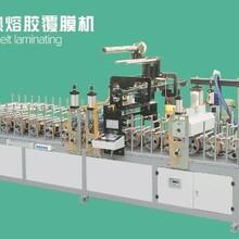 无锡晨煜机械PUR热熔胶覆膜机