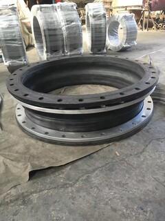 KXT可曲挠橡胶接头橡胶柔性接头软接头管道减震器DN50-300图片4