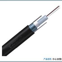 供应普天4芯中心束管式室外单模光缆