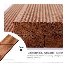 防腐山樟木巴劳木门格柳桉木专业供应商图片