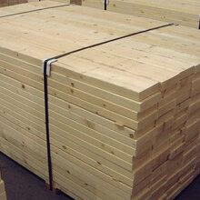 樟子松加工防腐木全规格定做图片