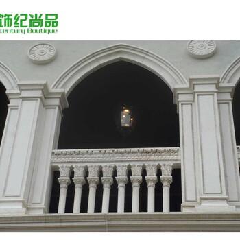 广东饰纪尚品GRG、GRC异型装饰材料的区别