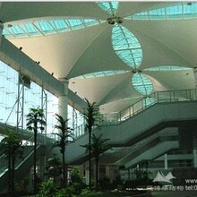 厂家供应公交站台膜结构候车亭膜结构火车站爆款膜结构雨棚