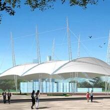 张拉膜结构体育馆看台网球场遮阳棚学校运动场遮阳设施