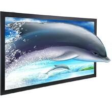 裸眼3d广告机裸眼3d拼接墙虚拟现实营销系统图片