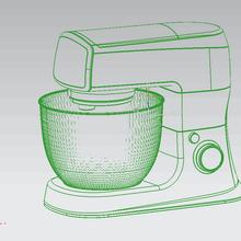 咖啡机设计、咖啡机结构设计