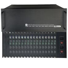 高清無損DVI光端機,,4kHDMI/DVI/12GSDI光纖延長器無損傳輸圖片
