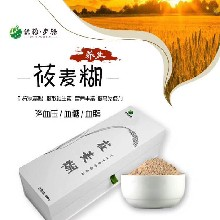 纯天然莜麦糊有效降低甘油三脂图片