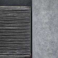 夹炭布滤网空气净化器滤网除尘除异味pm2.5