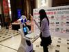 迎宾传菜讲解机器人应用于房地产销售中心,火锅店茶餐厅,儿童主题餐厅,婚礼展会等