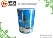 宏冠生产]食品级无耳杯仿瓷密胺水杯美耐皿杯子环保创意杯子美耐皿餐具厂家