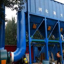 石料廠粉塵處理分室氣箱除塵器廠家批發供應