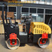 2T全液压压路机双钢轮压路机性价比高