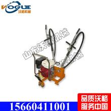 产地山东汽油动力ND-4.22内燃软轴捣固机无电也能使用