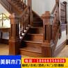 美科木门楼梯扶手厂家:实木楼梯装修注意事项