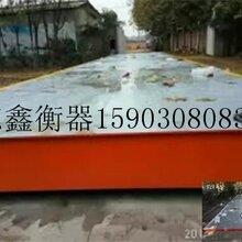 鄭州地磅,電子地磅廠家哪家好,還是東鑫衡器最可靠