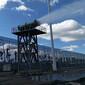 蘭州煤礦除塵抑塵霧炮機KCS400/120智能電控箱噴霧機圖片