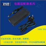 供应12V8.33A安防监控设备按摩椅开关电源适配器厂家批发免费拿样