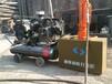 無組裝一體化模式攜帶方便_WX-80型多功能手持式防汛搶險汽油打樁機