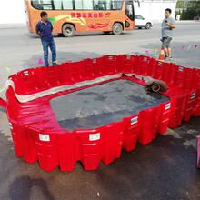 市政引流擋水板自由組合式防汛擋水板-L型自由組合式擋水板圖片