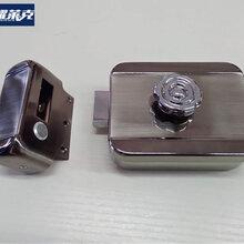 耀诺克厂家供应免布线刷卡电机锁YLK-206D-3无线电机锁无线刷卡锁
