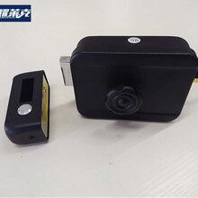 免布线刷卡电机锁YLK-206D智能防盗锁