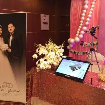 高端婚礼会议电子签到iPad签到签约订制服务
