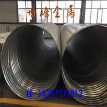 青海不锈钢波纹管金属波纹管兰州钢制波纹管螺旋波纹管规格