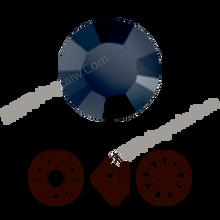 批发A193圆形环保施华洛世奇圆形流行水钻