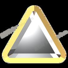 批发2711/I三角形钻环保施华洛世奇圆形流图片