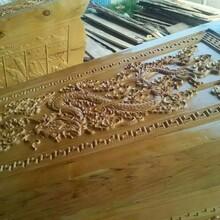 厂家定制胜雕双独立机头棺木/寿材专用雕刻机质量有保障