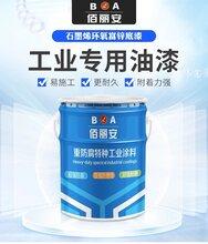 佰丽安高温漆潍坊300度有机硅耐高温漆厂家直销图片