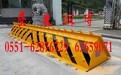 蚌埠電動液壓路障機/蚌埠智能攔截阻車器路障機