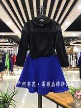 飘蕾连衣裙品牌折扣女装货源厂家直供