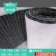 河南郑东森游戏主管膨润土防水毯GCL批发价图片