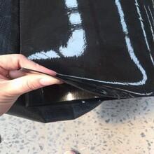 纯原料黑色防渗膜在广安鱼塘护坡东森游戏主管防止鱼打洞图片