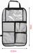 椅背收納袋廠家多功能汽車座椅后背掛袋車載掛式收納袋