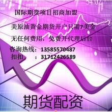 杭州美原油期货开户免费,期货配资的特点?