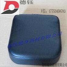 厂家销售专用健身器材坐垫背垫靠垫聚氨酯泡高回弹发泡海绵座垫WJ