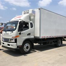 国五江淮俊铃V54.2米冷藏车,提车就送图片