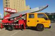 高丽亚28米云梯车