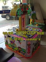 广州小型豪华打地鼠游戏机厂家直销~触摸屏打地鼠游戏机