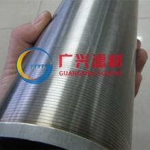 楔形丝滤芯专业生产厂家批发价格直供图片