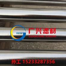 砂磨机专用滤芯厂家直供图片