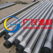 河北井下滤水管直径168生产厂家图片