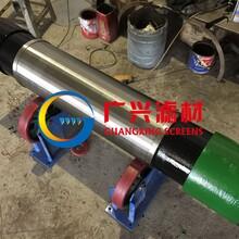 湖北井下过滤器筛管生产厂家图片