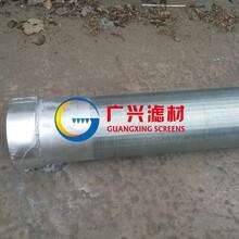 辽宁锦州水井石油防砂筛管图片