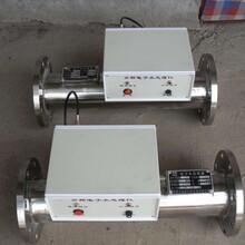 新疆电子水处理设备响应环保口号/内蒙DN100电子水处理器图片