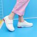 巧护士白色坡跟医院护士工作鞋护士单鞋